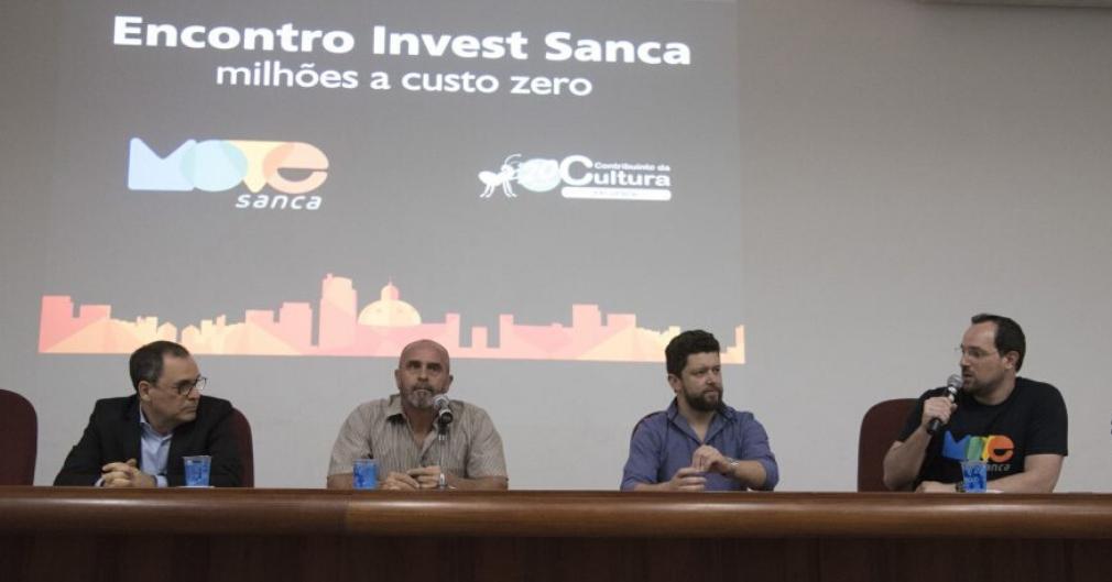 CONFIRA COMO FOI O 1º ENCONTRO INVEST SANCA