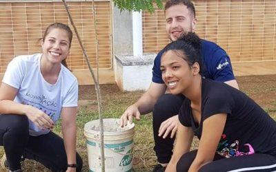UFSCAR INVESTE NA CONSTRUÇÃO DE FLORESTA NATIVA